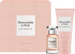 Abercrombie & Fitch Authentic 50 ml. eau de parfum + Bodylotion 200 ml.