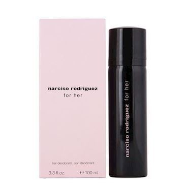 Narciso Rodrigeuz  for her Deodorant spray 100 ml.