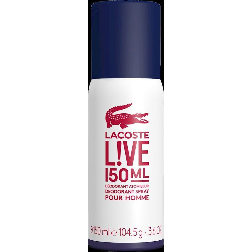 Lacoste Live! 150 ml. deospray