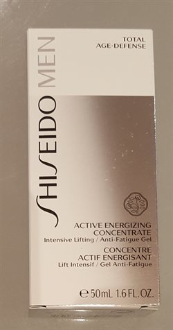 Shiseido Men Active Energizing Concentrate 50 ml.