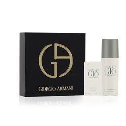 Giorgio Armani Acqua Di Gio Gavesæt 30 ml. eau de toilette + 150 ml. Deospray