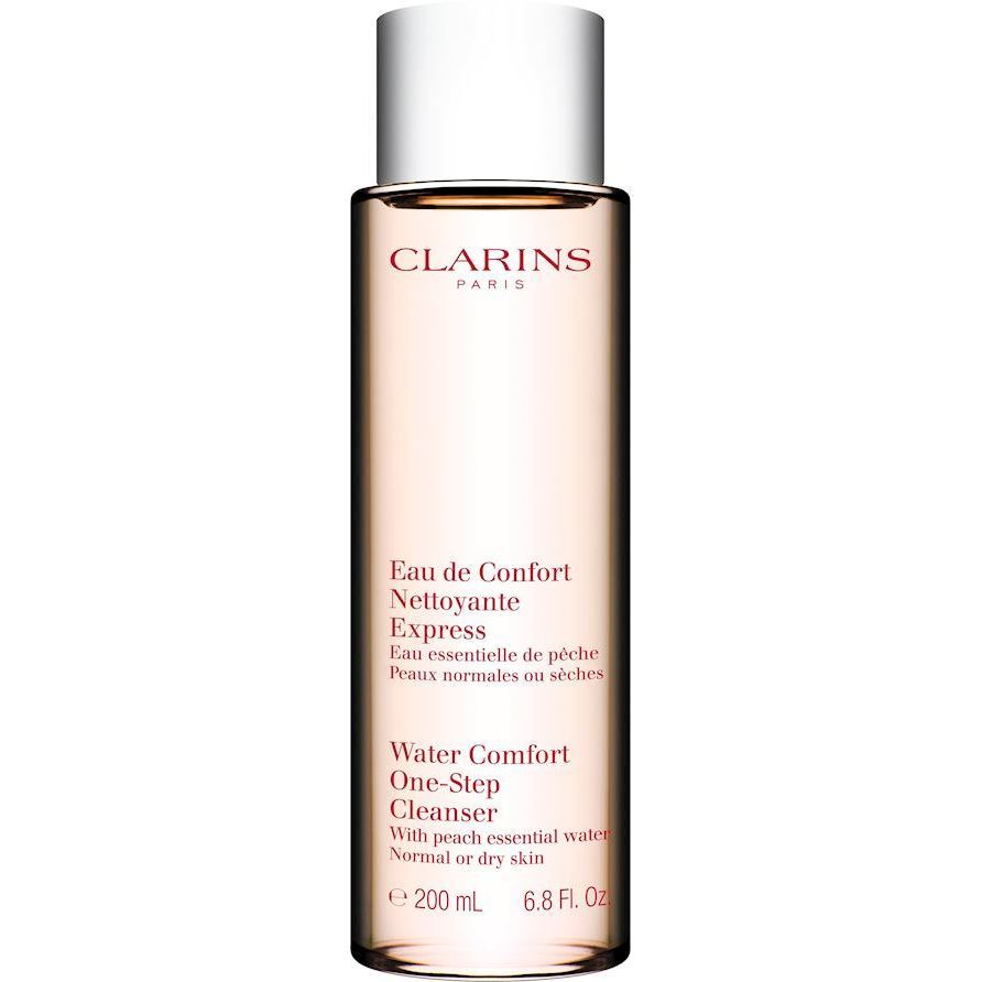Clarins One-Step Cleansing Water Comfort Normal To Dry Skin 200 ml.