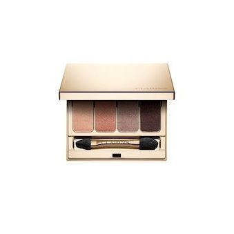 Clarins 4-Colour Eyeshadow Palette 01 Nude