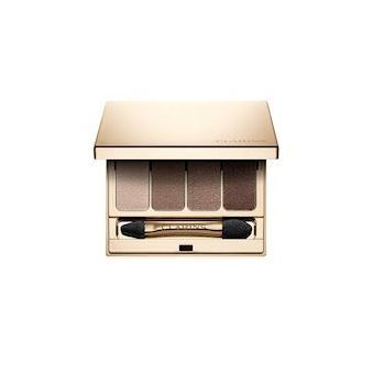 Clarins 4-Colour Eyeshadow Palette 03 Brown