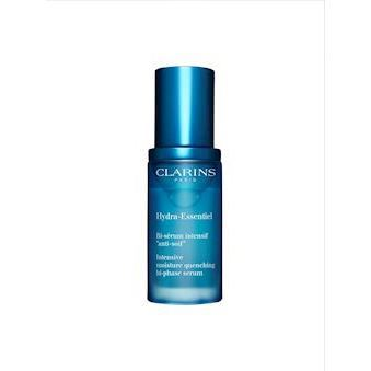 Clarins Hydra-Essentiel Intensive Serum Bi-Phase Dry Skin 30 ml.