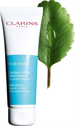 Clarins Fresh Scrub 50 ml.