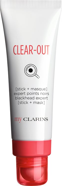 My Clarins Clear-Out Blackhead Expert Stick + Maske