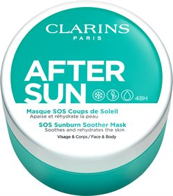 Clarins SOS Sunburn Soother Mask 100 ml