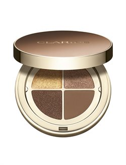 Clarins Ombre 4 Couleurs 04 Brown Sugar Gradation