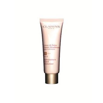Clarins Hydraquench Tinted Moisturizers Spf 15 05 Gold 50 ml.