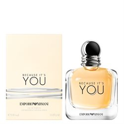 Emporio Armani Because It´s YOU eau de parfum 100 ml