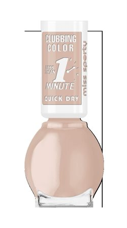 Miss Sporty Clubbing Color nail polish 020 Creamy beige