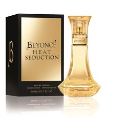 Beyonce Heat Seduction Eau de toilette 50 ml