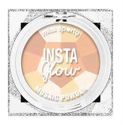 Miss Sporty Mosaic Insta Glow Blush 002 Luminous medium