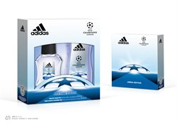 Adidas Arena Edition 50 ml Eau de toilette + Hair and Body shower gel