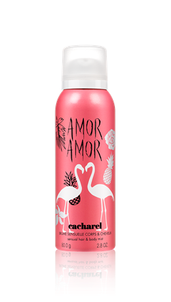 Cacharel Amor Amor Hair and Body Mist 97 ml