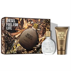 Diesel Fuel For life Him 30 ml. + 50 ml. showergel.