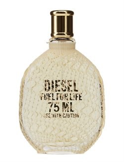 Diesel Fuel For Life  Eau de parfum 75 ml.