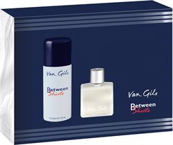 Van Gils Between sheets 30 ml. eau de toilette + 150 ml. Deodorant spray