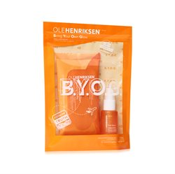 Ole Henriksen Bring Your Own Glow, Thruth Serum 15 ml + Cleansing Cloths 10 pieces