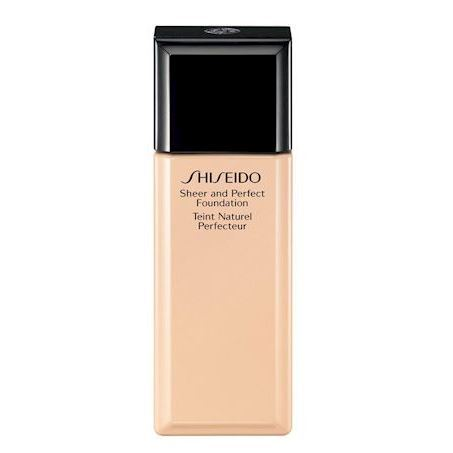 Shiseido Sheer And Perfect Foundation D10