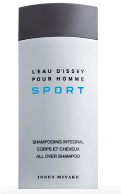 Issey Miyake L´eau Díssey Pour Homme Sport All Over Body Shampoo 200 ml.