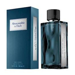 Abercrombie & Fitch First Instinct Blue eau de toilette 100 ml.