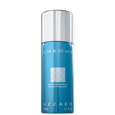 Azzaro Chrome deodorant spray 150 ml.