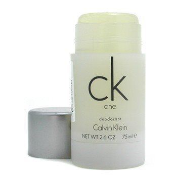 Calvin Klein CK One Deodorant stick 75 ml.