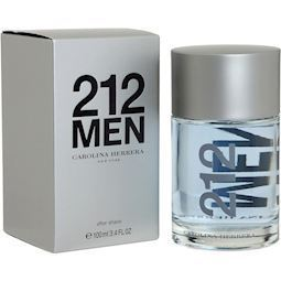 Carolina Herrera 212 Man 50 ml. Aftershave