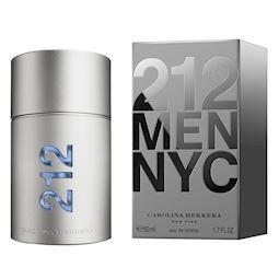 Carolina Herrera 212 Man 50 ml. edt