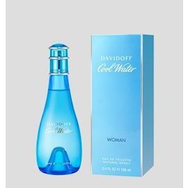 Davidoff Cool Water Woman Eau De Toilette 100 ml.