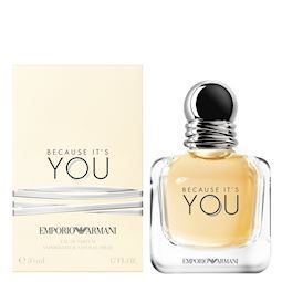 Emporio Armani Because it´s YOU Eau de parfum 50 ml.