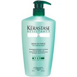Kérastase Resistance Bain Force Architecte Shampoo 500 ml