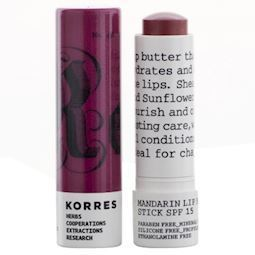 Korres Lip Butter Purple 5g