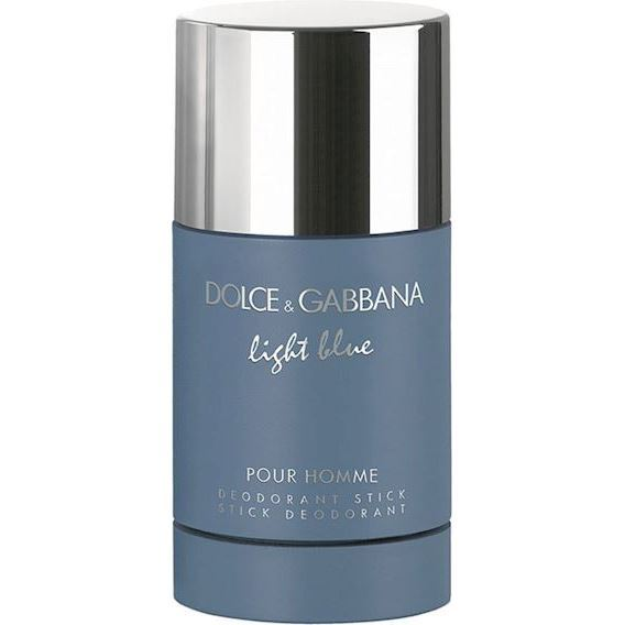 Light Blue Pour Homme Deodorant Stick 75 ml