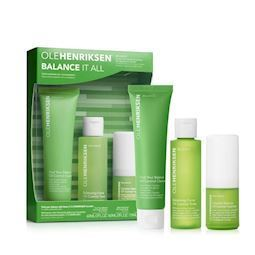 Ole Henriksen Balance It All - Oil Control And Pore-Refining Set 103 ml.