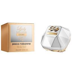 Paco Rabanne Lady Million Lucky eau de parfum 30 ml.